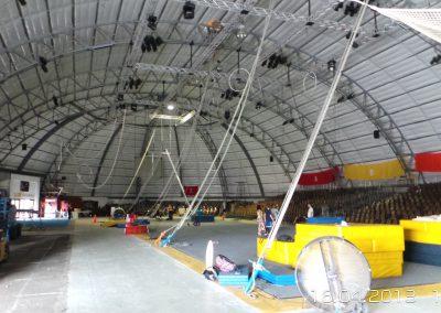 The Circus Arts Conservatory, Sailor Circus Academy arena