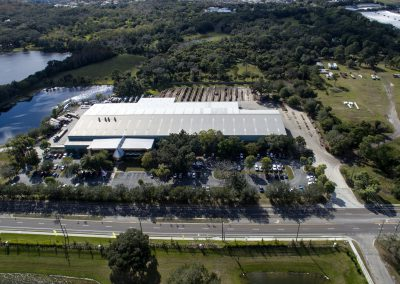 Corporate Manufacturing Facility
